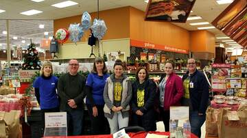 Photos - B104.7 at Tops with The Food Bank of CNY, Food For Families (PHOTOS)