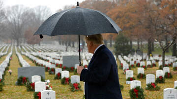 The Joe Pags Show - Trump Visits Wreaths Across America At Arlington National Cemetery