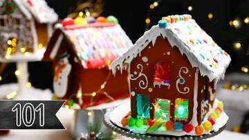 Justice & Drew - The Ultimate Gingerbread House And Cookie Guide