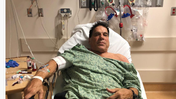BC - Lou Ferrigno Hospitalized After Pneumonia Vaccination Goes Awry