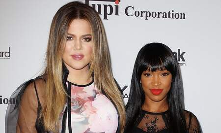 Trending - Khloe Kardashian and BFF Malika Haqq Team up for Makeup Line