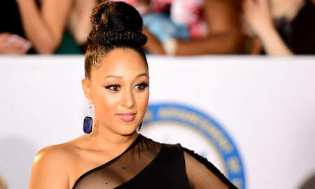Entertainment News - Tamera Mowry Emotionally Remembers Niece Killed in California Shooting