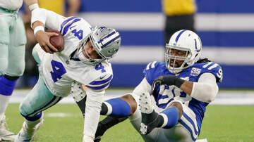 Dallas Cowboys - Colts shutout Cowboys