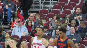 Paul James - PHOTOS: Bucknell at Ohio State Men's Basketball