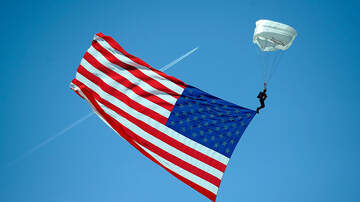 Len Berman and Michael Riedel in the Morning - Oldest Tandem Skydiver Is 102 Years Old