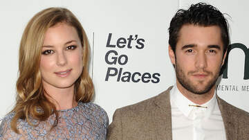 Trending - 'Revenge' Alums Emily VanCamp & Josh Bowman Are Married!