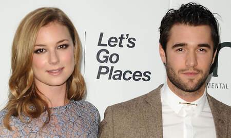Entertainment News - 'Revenge' Alums Emily VanCamp & Josh Bowman Are Married!