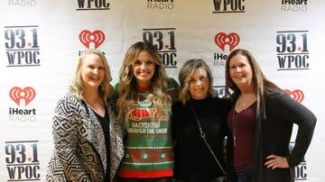 WPOC Acoustic Christmas - Carly Pearce M&G | Acoustic Christmas