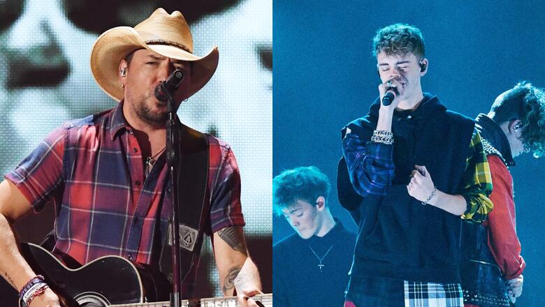 Jason Aldean, Why Don't We & More To Play FOX's New Year's Eve Special