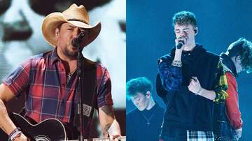 Entertainment News - Jason Aldean, Why Don't We & More To Play FOX's New Year's Eve Special