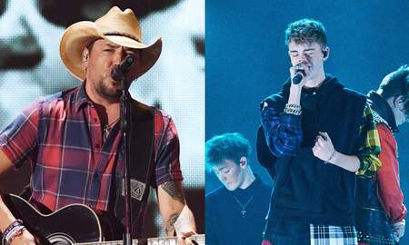 Trending - Jason Aldean, Why Don't We & More To Play FOX's New Year's Eve Special