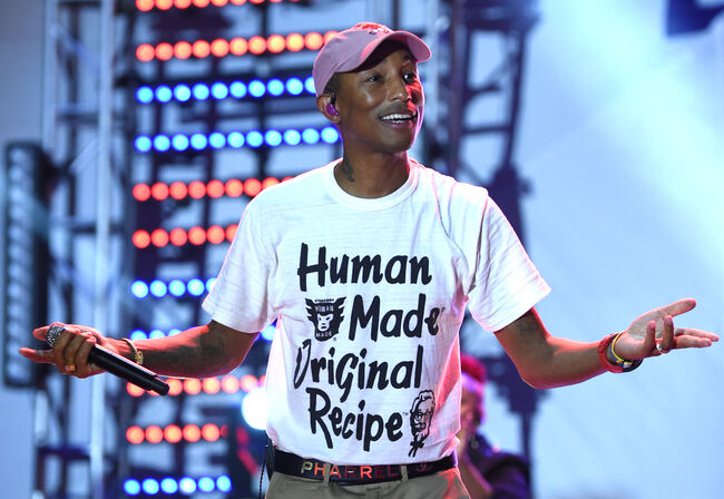 Pharrell Williams (Getty)