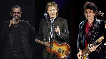 Rock News - See Paul McCartney, Ringo, Ronnie Wood Perform The Beatles' Get Back