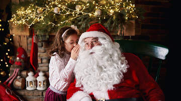 Tim Ben & Brooke - A New Study Finds That Most Kids Pretend To Believe That Santa Is Real