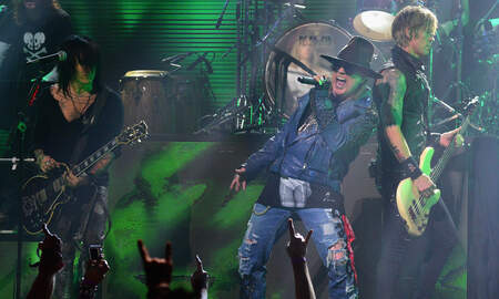 Rock News - Guns N' Roses Guitarist Says New Album Could Arrive Faster Than You Think