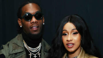Trending - Offset Defends His Crashing Of Cardi B's Set: I Was 'Just Trying...Sheesh'