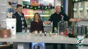 What's On Tap Radio - WOTR Talks Homebrewing on Houston Life