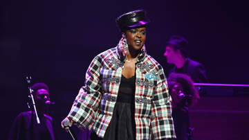 ya girl Cheron - Lauryn Hill was booed back in the day at the Apollo Theater.