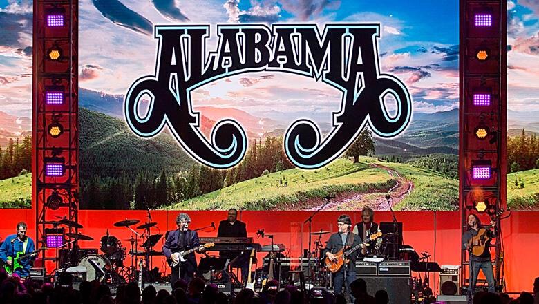 Alabama Announce '50th Anniversary Tour'