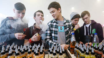 National News - Teens Continue To Vape While Shunning Illegal Drugs And Alcohol