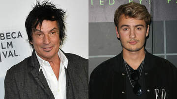 Music News - Tommy Lee Has Apparently Reconciled With Son Brandon Lee