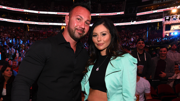Entertainment News - JWoww Claims That Estranged Husband Roger Mathews Harassed Her