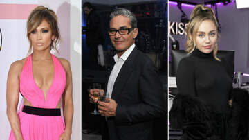 Entertainment News - Jennifer Lopez, Miley Cyrus & More Honor Late Hair Stylist Oribe Canales