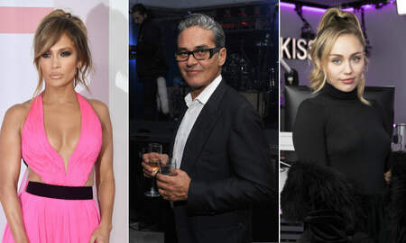 Trending - Jennifer Lopez, Miley Cyrus & More Honor Late Hair Stylist Oribe Canales