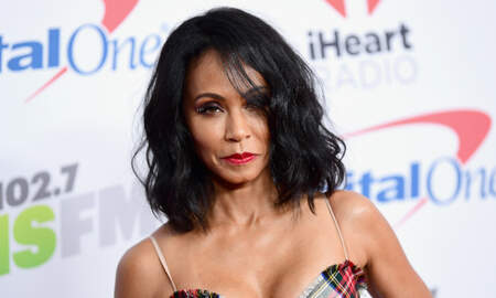 Entertainment News - Jada Pinkett Smith Talks Suicidal Thoughts & Her 'Emotional Collapse'