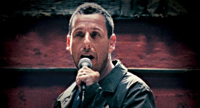 Adam Sandler Is Coming Back To Treasure Island This Spring