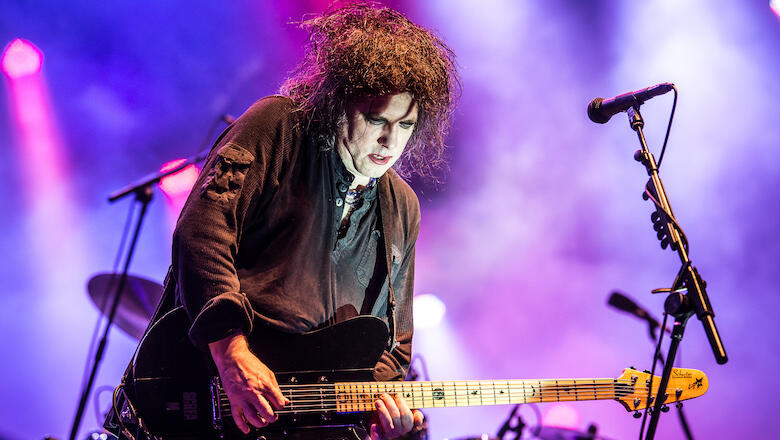 The Cure Announces 'Disintegration' 30th Anniversary Shows