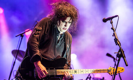 Trending - The Cure Announce 2019 Tour Dates, Hint at New Album