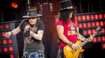 Rock News - Guns N' Roses Tour Is Second Highest-Grossing Ever