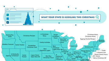 Scott and Sadie - Here's What Every State Is Disproportionately Googling on Christmas