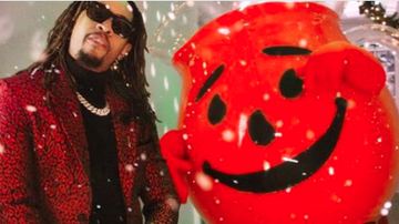 Johnjay And Rich - WATCH: Lil Jon & Kool-Aid Man Team Up For Sick Christmas Song