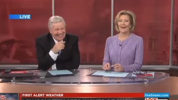 Dave Michaels - SOME OF THE BEST NEWS BLOOPERS FROM 2018