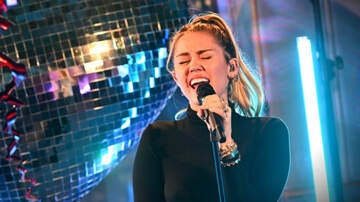 Entertainment News - Miley Cyrus Drops Delicate Cover Of Ariana Grande's 'No Tears Left To Cry'