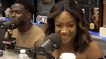 The Breakfast Club Interviews - Top 10 Interviews of 2018: #7 Kevin Hart And Tiffany Haddish