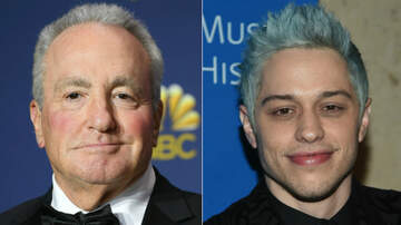 Music News - 'SNL' Creator Lorne Michaels Is Sending Pete Davidson To Get Help