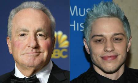 Entertainment News - 'SNL' Creator Lorne Michaels Is Sending Pete Davidson To Get Help