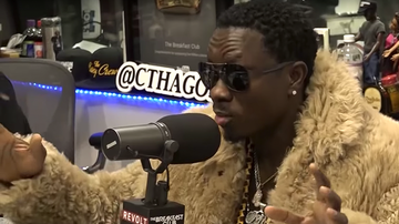The Breakfast Club Interviews - Top 10 Interviews of 2018: #6 Michael Blackson Addresses His Haters