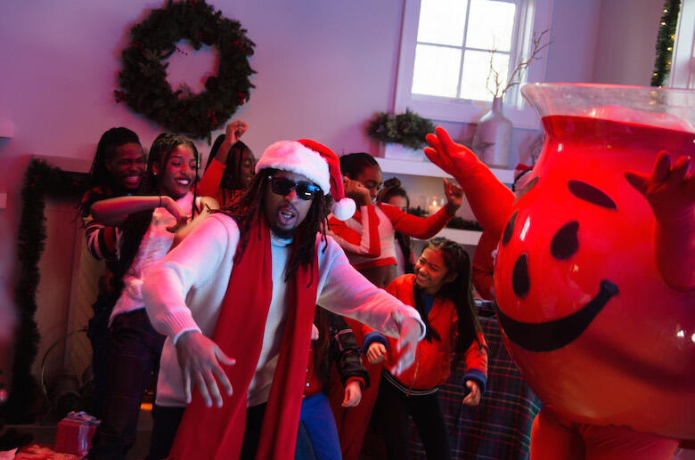 Lil Jon Taps Kool-Aid Man For New Christmas Anthem & It Is A True Gift