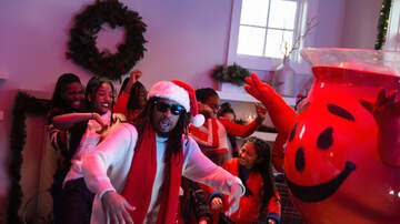 Music News - Lil Jon Taps Kool-Aid Man For New Christmas Anthem & It Is A True Gift