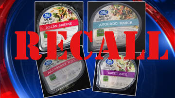 Sonya Blakey - Recall on certain salads!