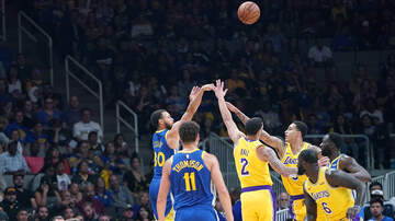 Sports News - Average Asking Price For Lakers-Warriors Christmas Game Is $1292