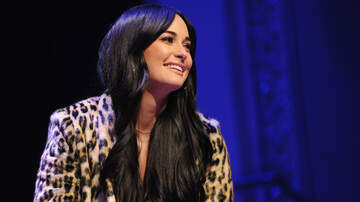 None - What Caused Kacey Musgraves To Blush Backstage?