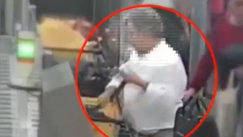 Man Filmed Stealing Thousands Of Dollars From Tray At Airport Security