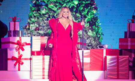 Entertainment - Mariah Carey Curated Her Own Christmas Playlist on iHeartRadio