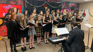 Christmas Live - Pinewood Prep Performs