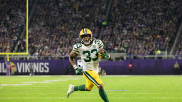 Packers - Aaron Jones heads to injured reserve